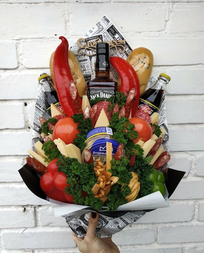 Создатель авторских букетов из фруктов и овощей: «Все к чему вы относитесь с любовью - становится прекрасным» , фото-7