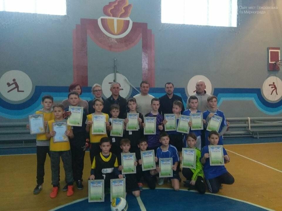 В Мирнограде состоялись городские соревнования по футзалу среди школьников , фото-5