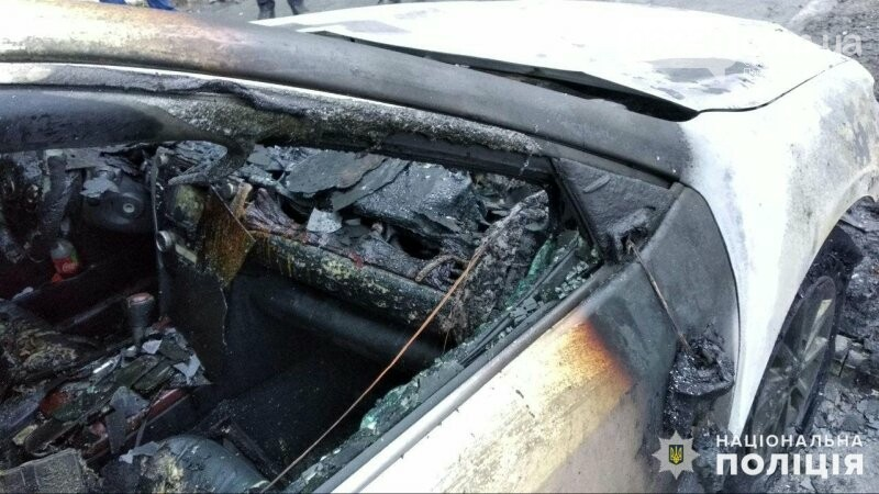 По факту поджога автомобиля секретаря Покровска открыто уголовное производство, фото-4