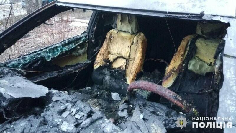 По факту поджога автомобиля секретаря Покровска открыто уголовное производство, фото-3