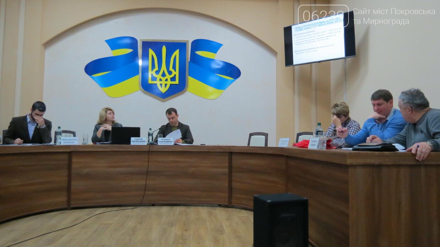 Депутаты Покровского горсовета допороговые закупки на ProZorro ограничили 2 тысячами гривен, фото-1