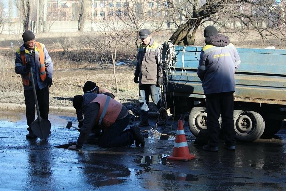 """Требушкін: КП """"УМГ"""" продовжує підтримувати вулицю Шмідта в проїзному стані, фото-1"""