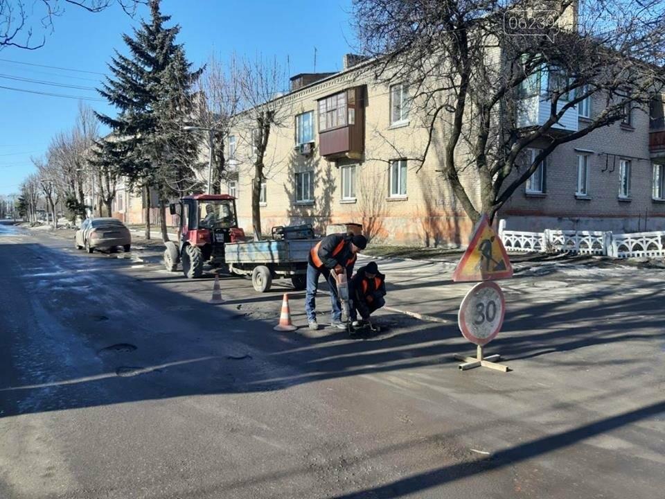 """Требушкін: КП """"УМГ"""" продовжує підтримувати вулицю Шмідта в проїзному стані, фото-4"""