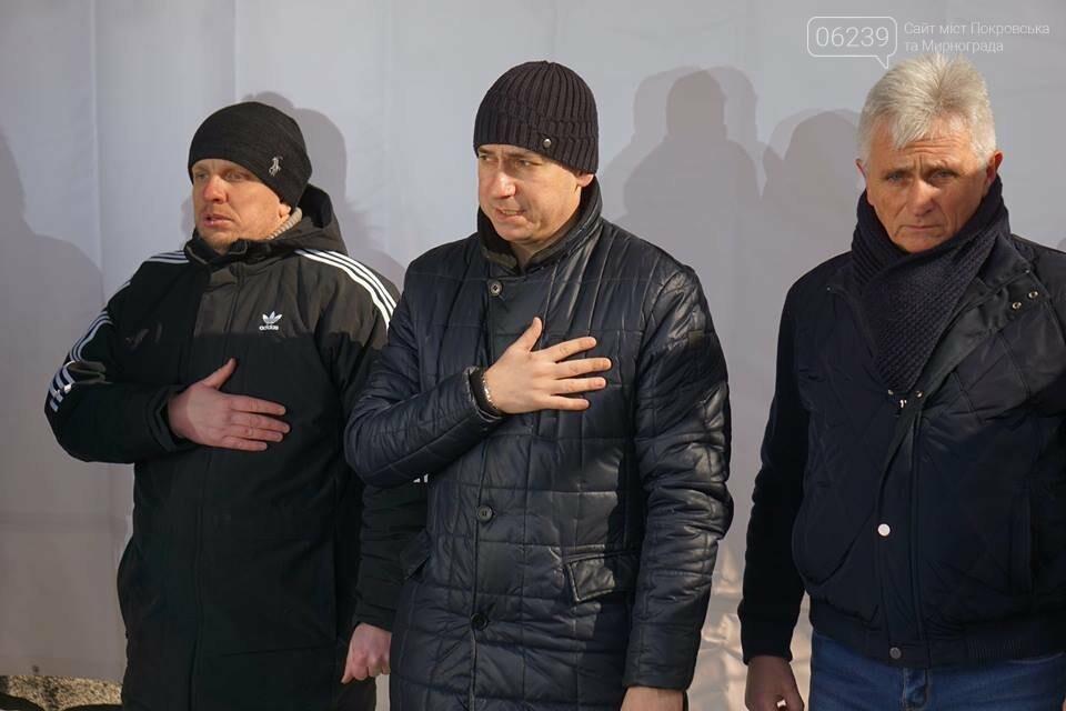 Сегодня в Покровске провели акцию против бандитизма, фото-7