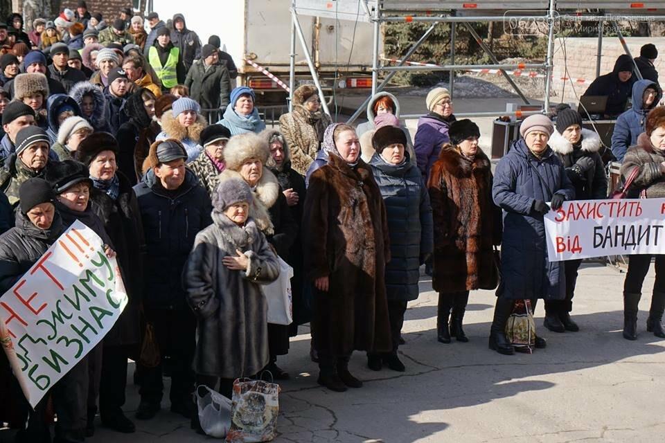 Сегодня в Покровске провели акцию против бандитизма, фото-8