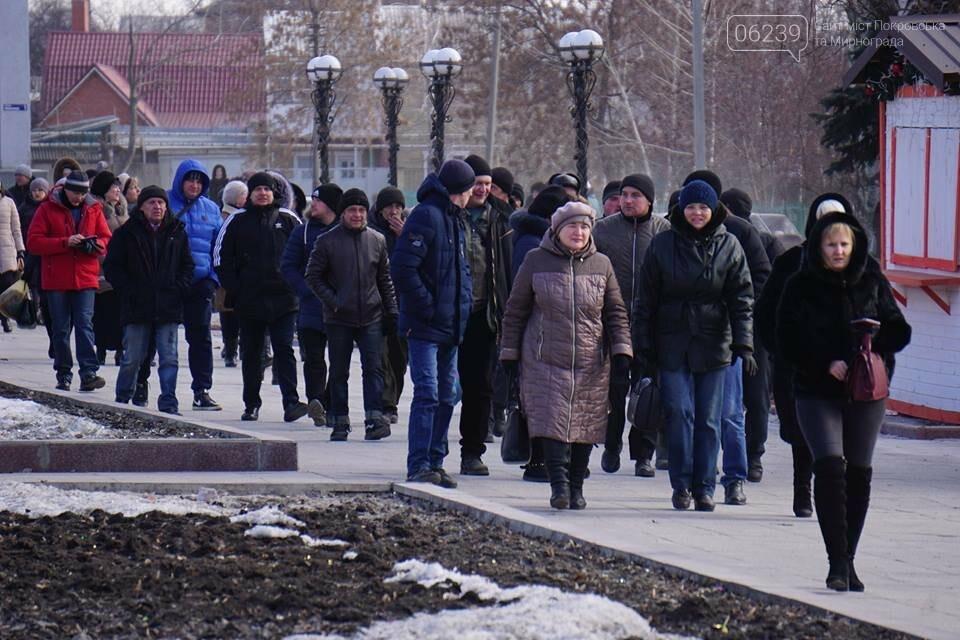 Сегодня в Покровске провели акцию против бандитизма, фото-9