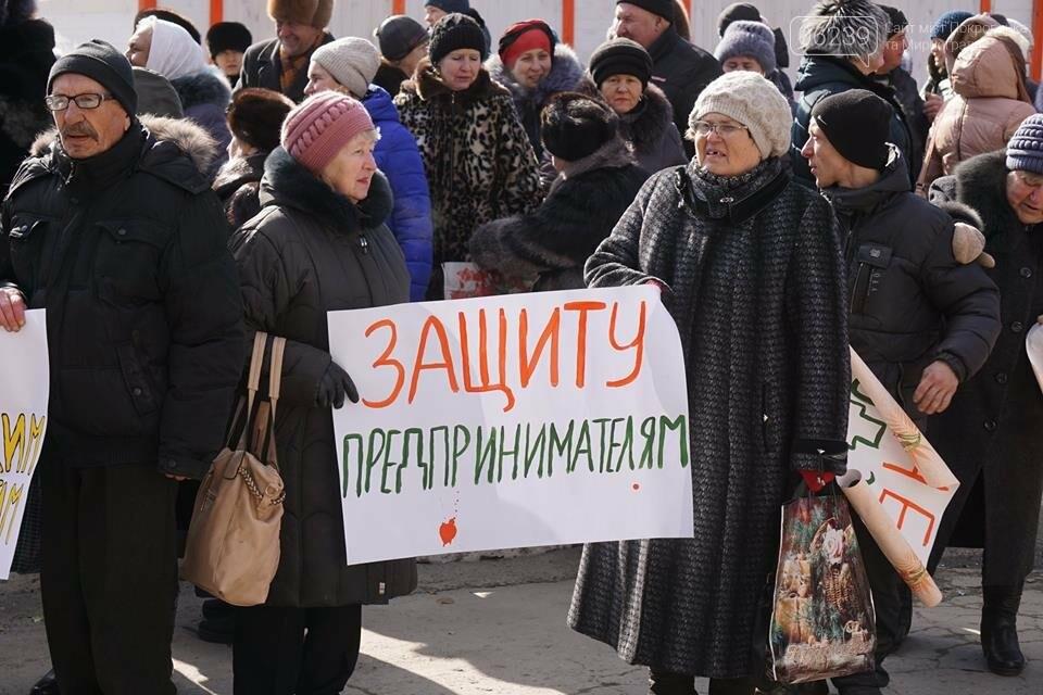 Сегодня в Покровске провели акцию против бандитизма, фото-10