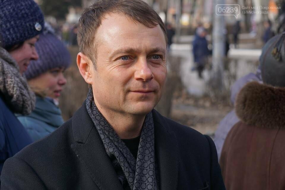 Сегодня в Покровске провели акцию против бандитизма, фото-15