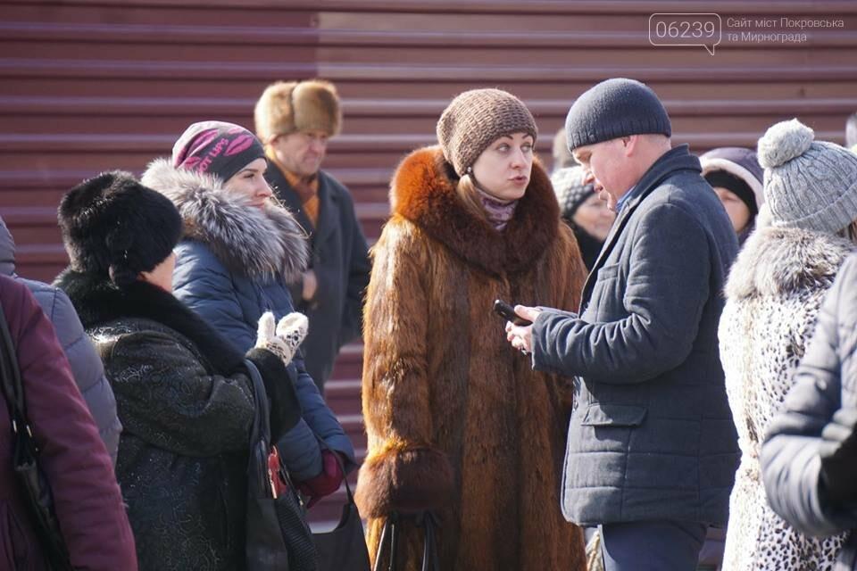Сегодня в Покровске провели акцию против бандитизма, фото-14