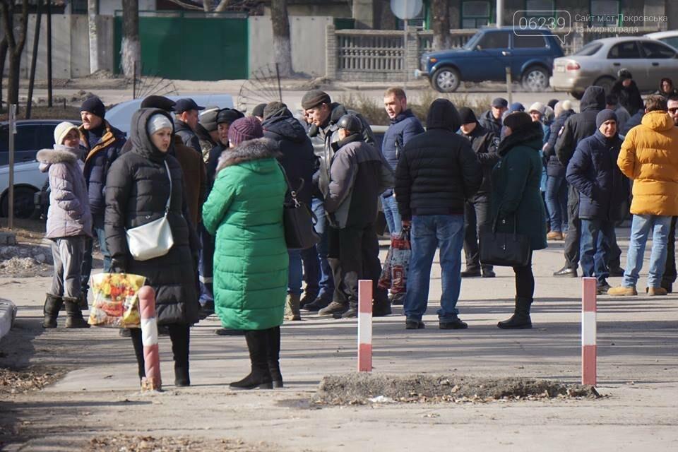 Сегодня в Покровске провели акцию против бандитизма, фото-13