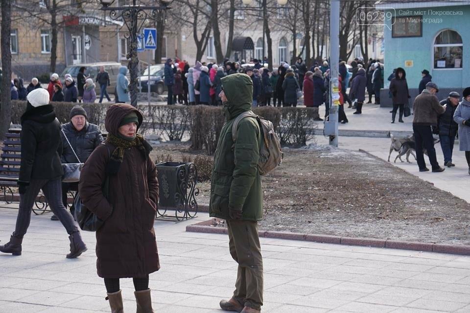 Сегодня в Покровске провели акцию против бандитизма, фото-12