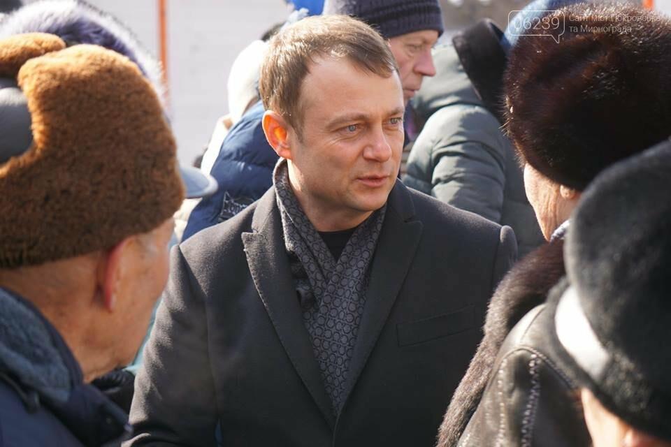 Сегодня в Покровске провели акцию против бандитизма, фото-17