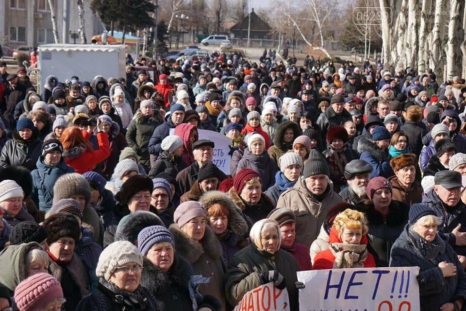 Сегодня в Покровске провели акцию против бандитизма, фото-19