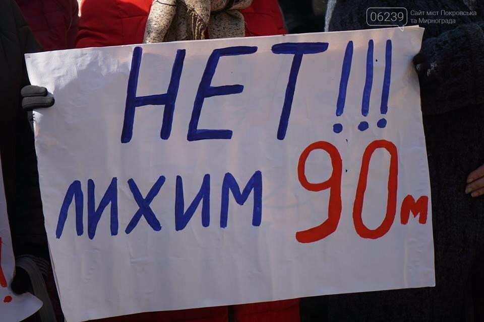Сегодня в Покровске провели акцию против бандитизма, фото-25