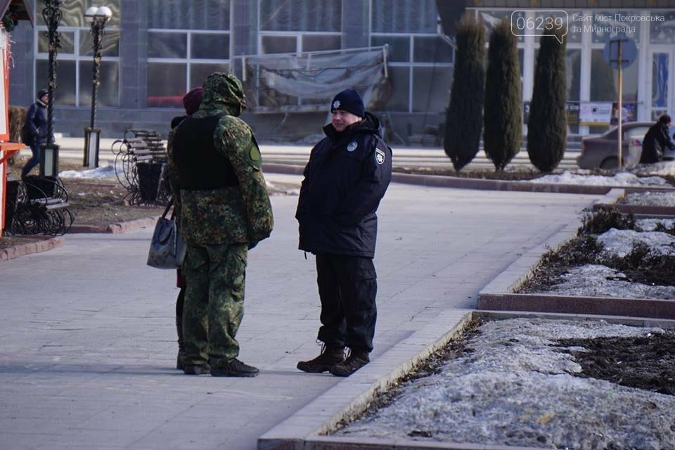 Сегодня в Покровске провели акцию против бандитизма, фото-24