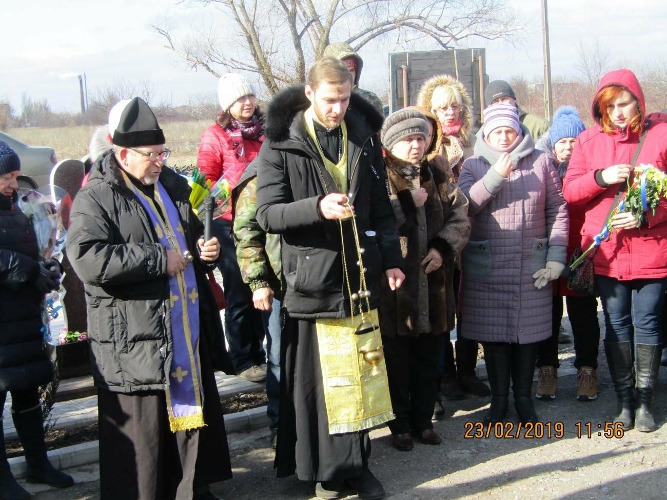 В Родинском провели акцию по чествованию памяти погибших во время АТО и ООС украинских воинов, фото-2