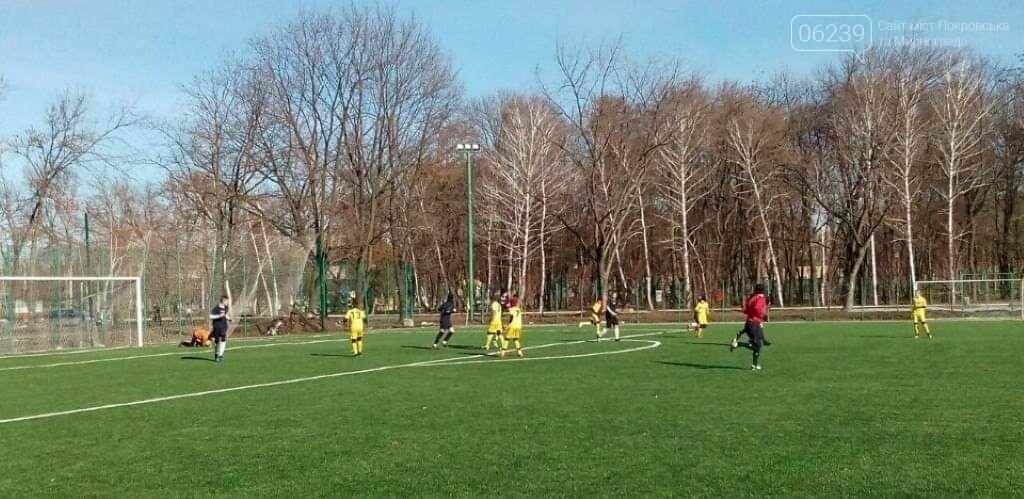 Футболисты ДЮСШ Мирнограда с разгромным счетом обыграли соперников из Краматорска , фото-2