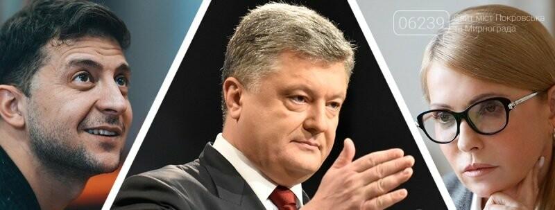 За кого будут голосовать жители Покровска на выборах президента: свежий опрос от 06239, фото-1