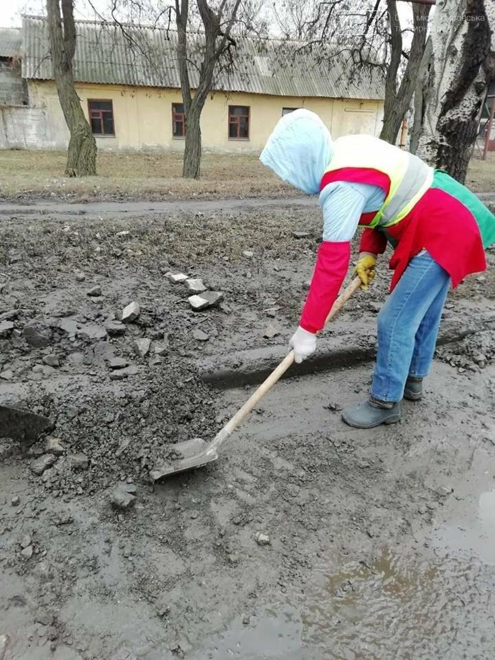 """Требушкин: """"Посыпочную смесь с покровских дорог нельзя использовать дважды"""", фото-4"""