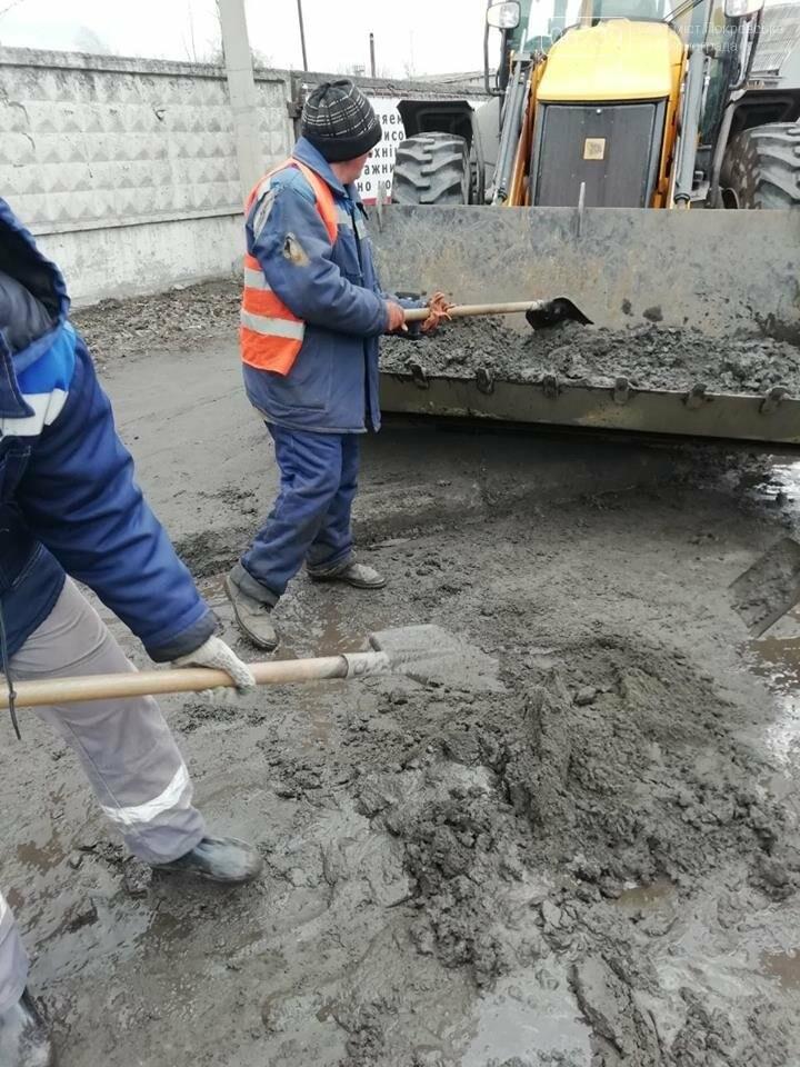 """Требушкин: """"Посыпочную смесь с покровских дорог нельзя использовать дважды"""", фото-3"""