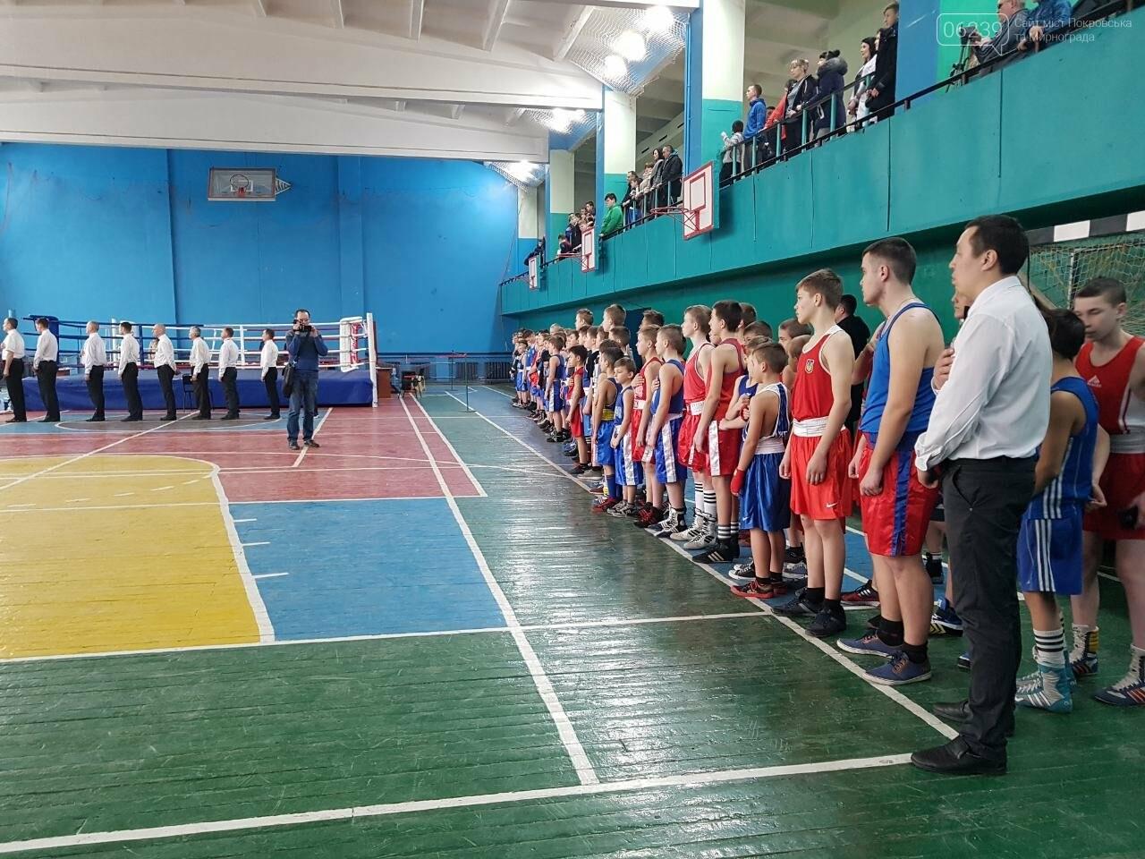 Покровські спортсмени вдало виступили на Чемпіонаті області з боксу серед юнаків, фото-2