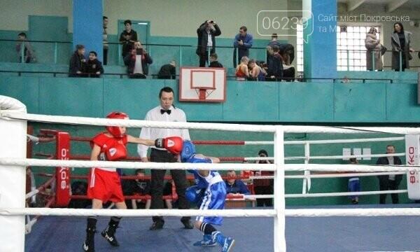 Покровські спортсмени вдало виступили на Чемпіонаті області з боксу серед юнаків, фото-1