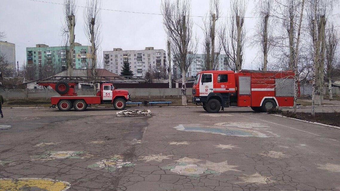 В мирноградском ГорОО рассказали, повлияет ли ситуация с обрушением кровли на учебный процесс , фото-1