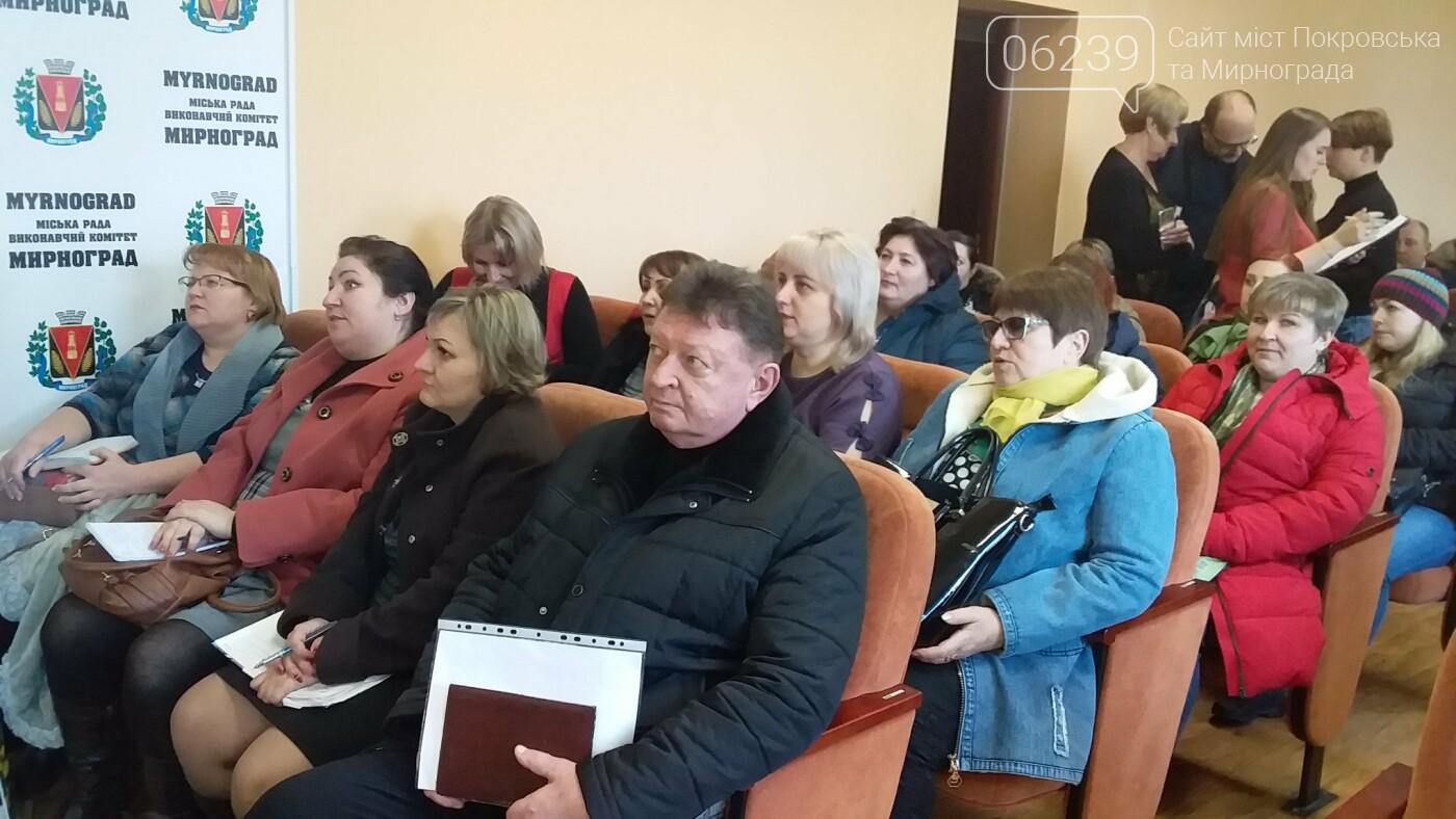 В Мирнограде активно готовятся к предстоящим выборам Президента Украины, фото-4