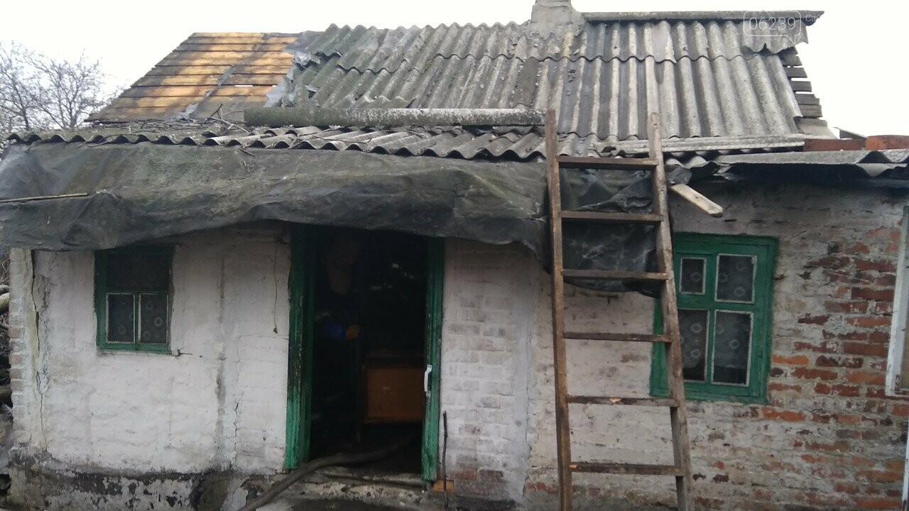 В Мирнограде в результате пожара погиб мужчина, фото-4