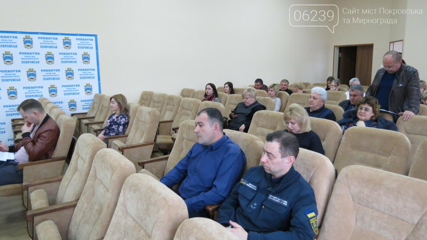 Водоснабжение под вопросом: на аппаратном совещании в Покровске говорили о риске остаться без воды, фото-3