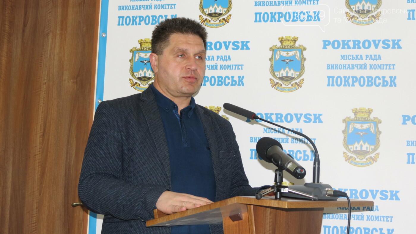 Исполком утвердил новый состав Общественного совета Покровска, фото-1