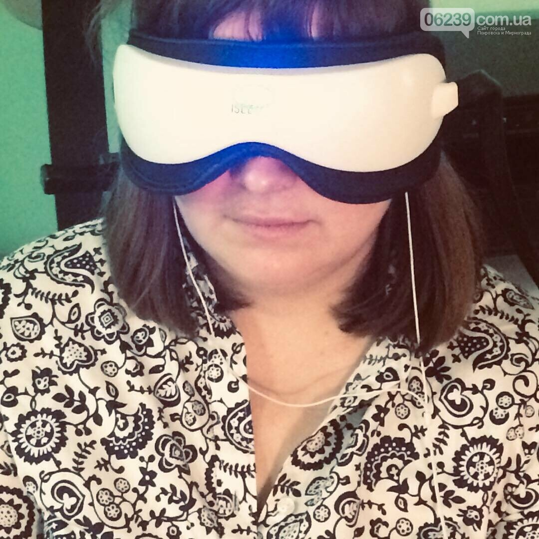 """У Мирнограді працює кабінет апаратного лікування, консультації та діагностики зору """"Гострий зір"""", фото-10"""