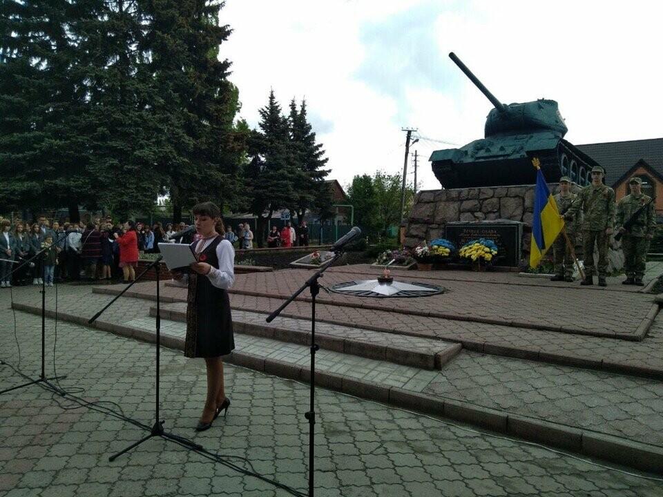 У Покровську пройшов мітинг присвячений до Дня Перемоги, фото-3