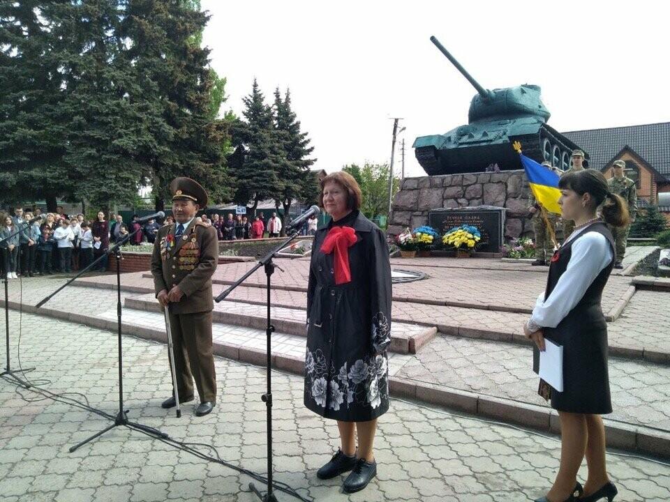 У Покровську пройшов мітинг присвячений до Дня Перемоги, фото-10