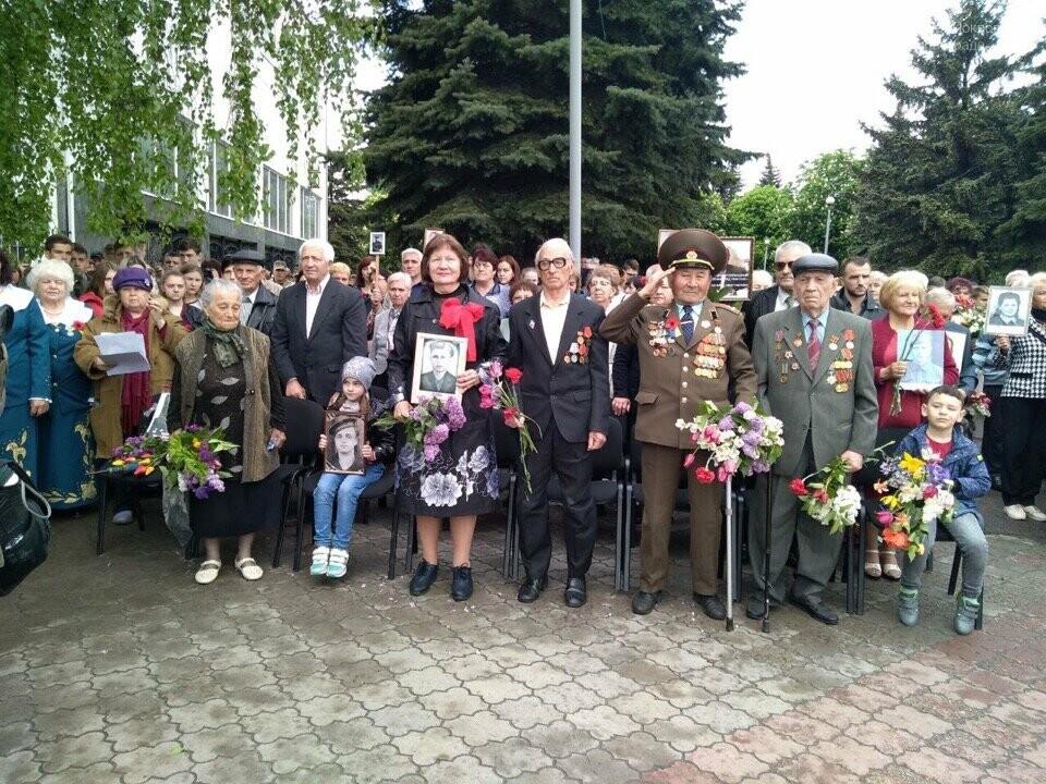 У Покровську пройшов мітинг присвячений до Дня Перемоги, фото-14