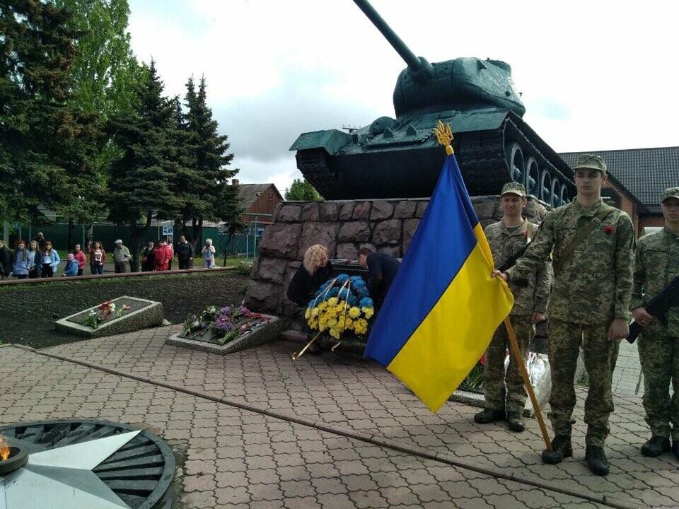 У Покровську пройшов мітинг присвячений до Дня Перемоги, фото-11