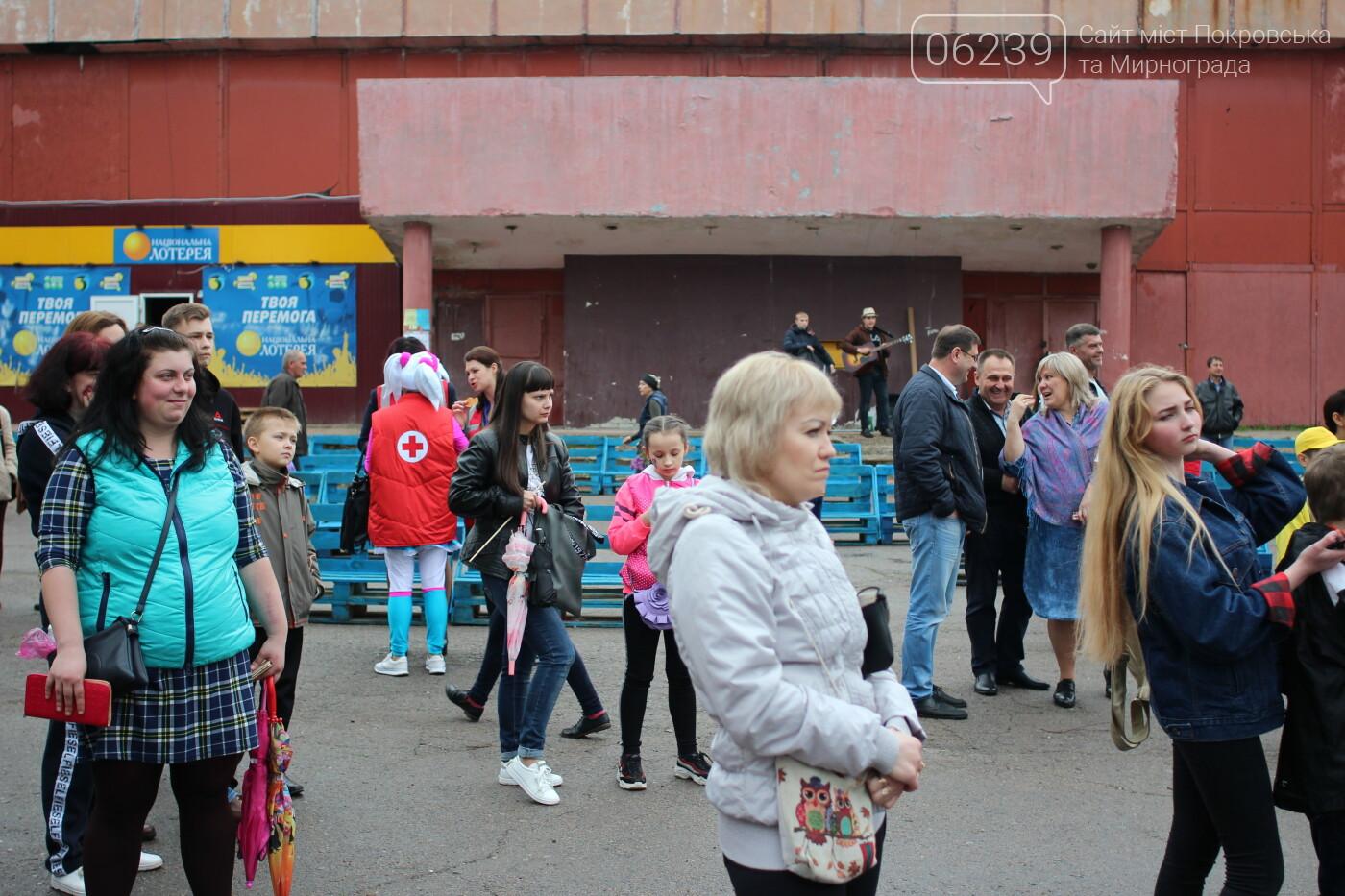 В Мирнограде ярко и красочно отметили Международный День семьи и День матери , фото-3