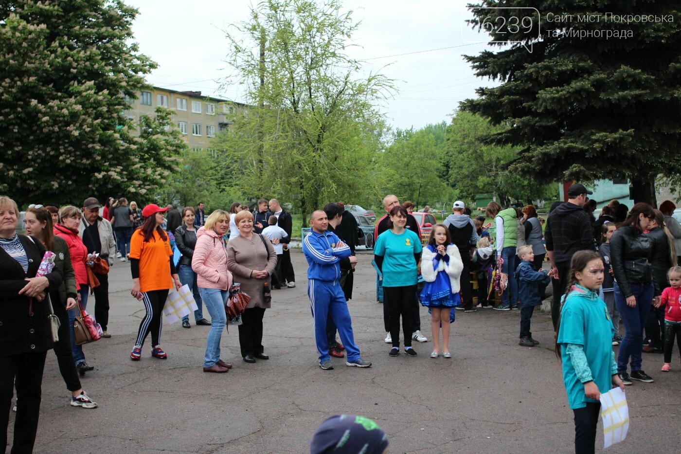 В Мирнограде ярко и красочно отметили Международный День семьи и День матери , фото-6