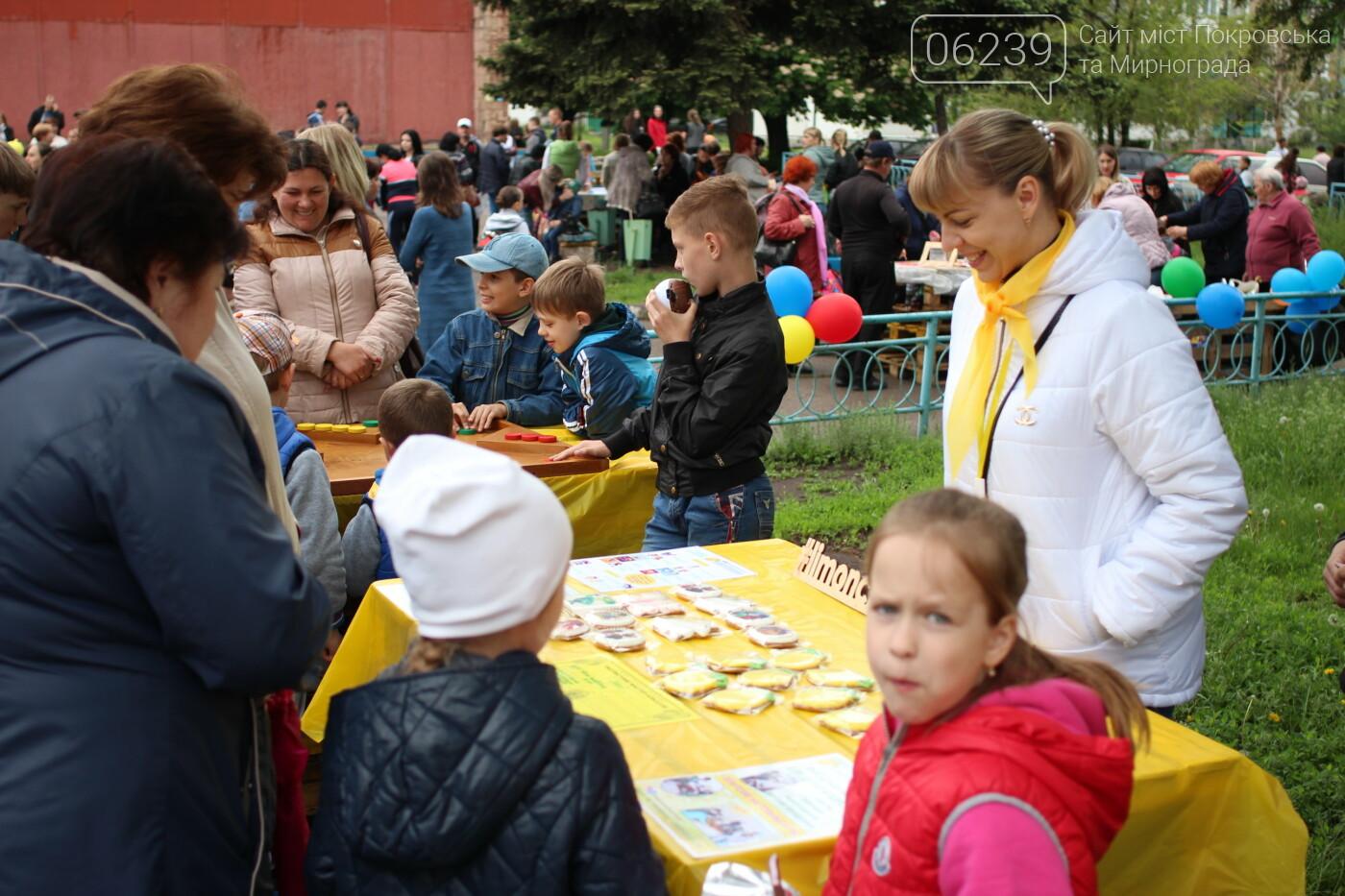 В Мирнограде ярко и красочно отметили Международный День семьи и День матери , фото-14