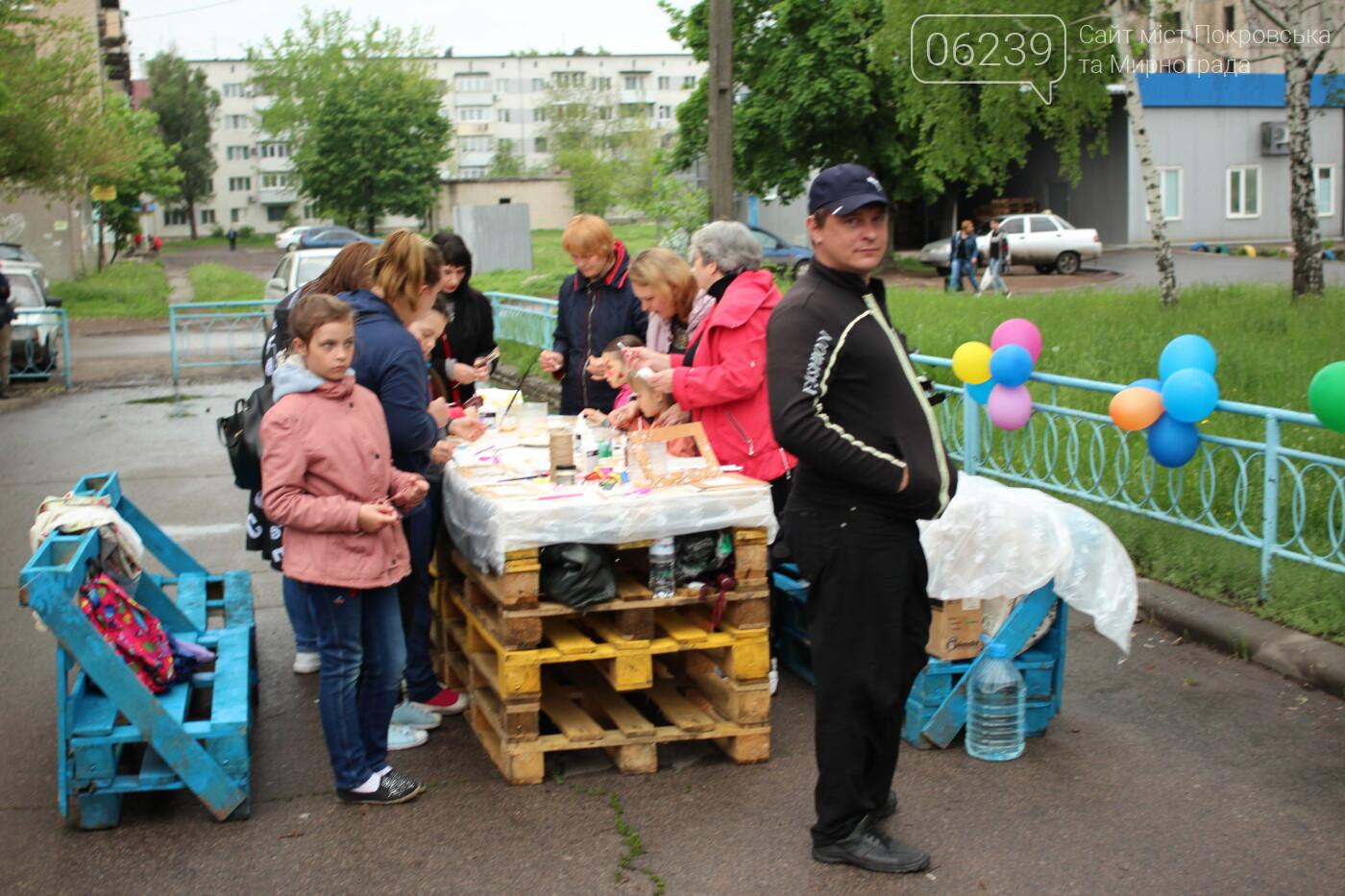 В Мирнограде ярко и красочно отметили Международный День семьи и День матери , фото-15