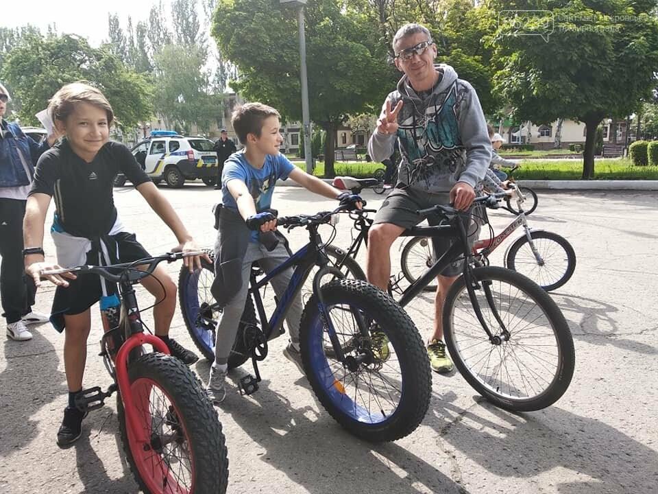 У Покровську пройшов велопарад безпеки, фото-1