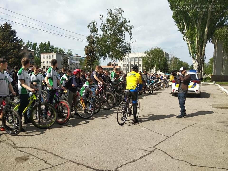 У Покровську пройшов велопарад безпеки, фото-3