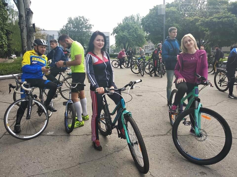 У Покровську пройшов велопарад безпеки, фото-5