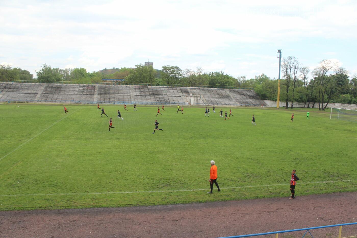 Футболисты ДЮСШ Мирнограда завершили выступления в рамках группового этапа Чемпионата области по футболу , фото-8