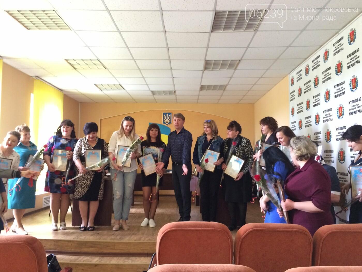 Мирноградских медсестёр поздравили с их Международным днём , фото-3