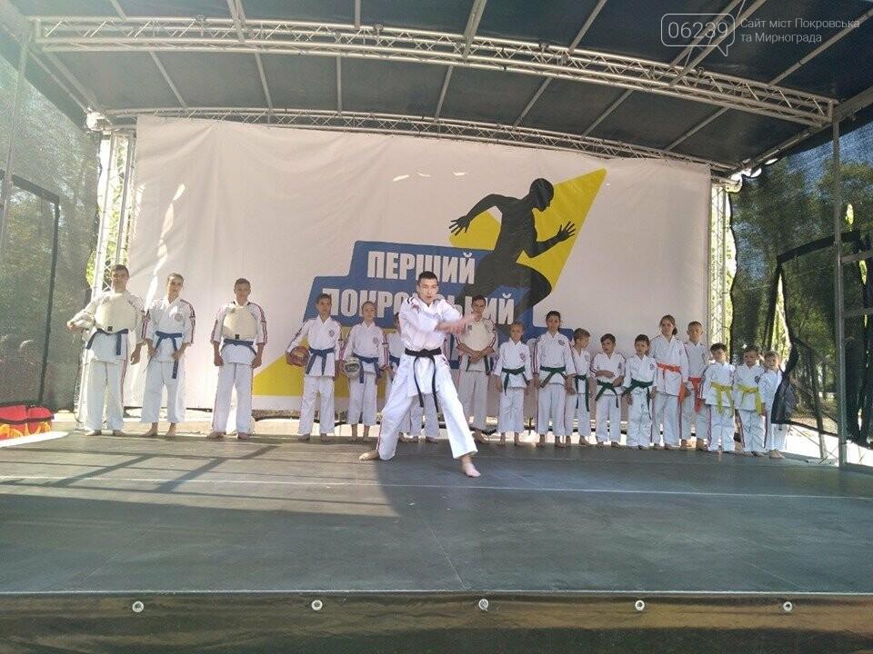 В Покровске проходит Первый Покровский марафон, фото-3