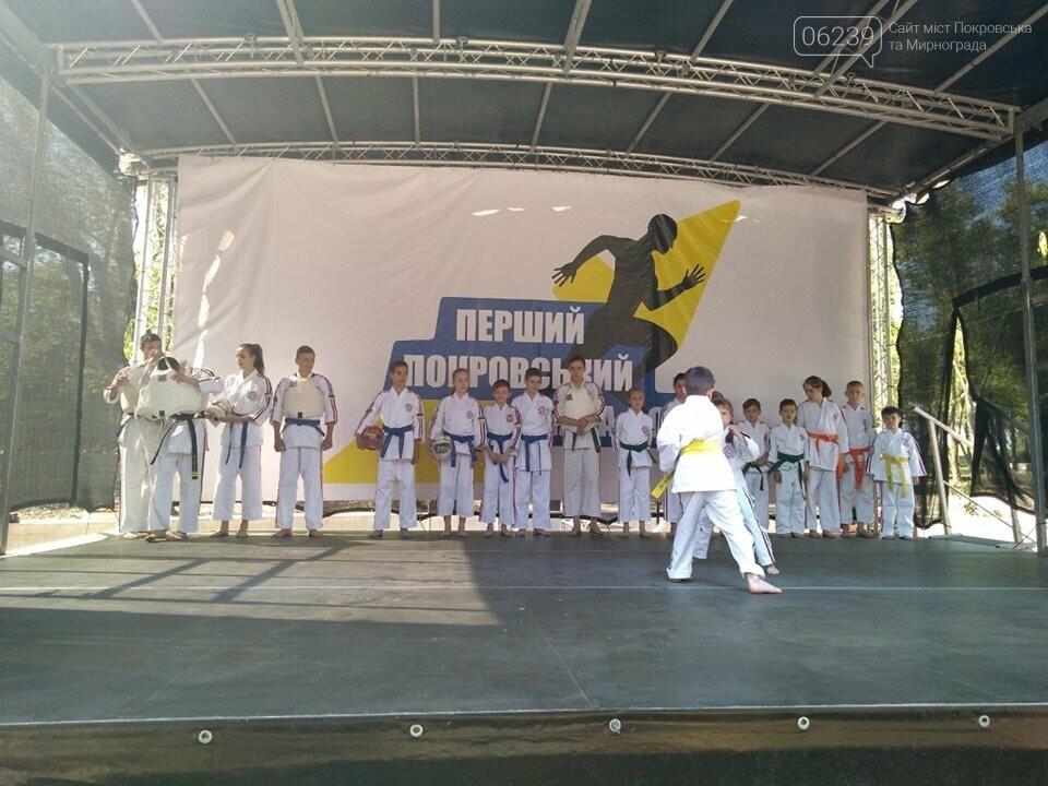 В Покровске проходит Первый Покровский марафон, фото-2