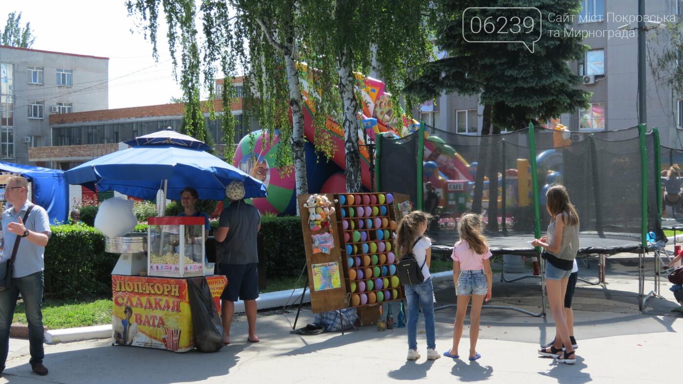 В Покровске на площади Шибанкова проходит празднование Дня Европы, фото-39