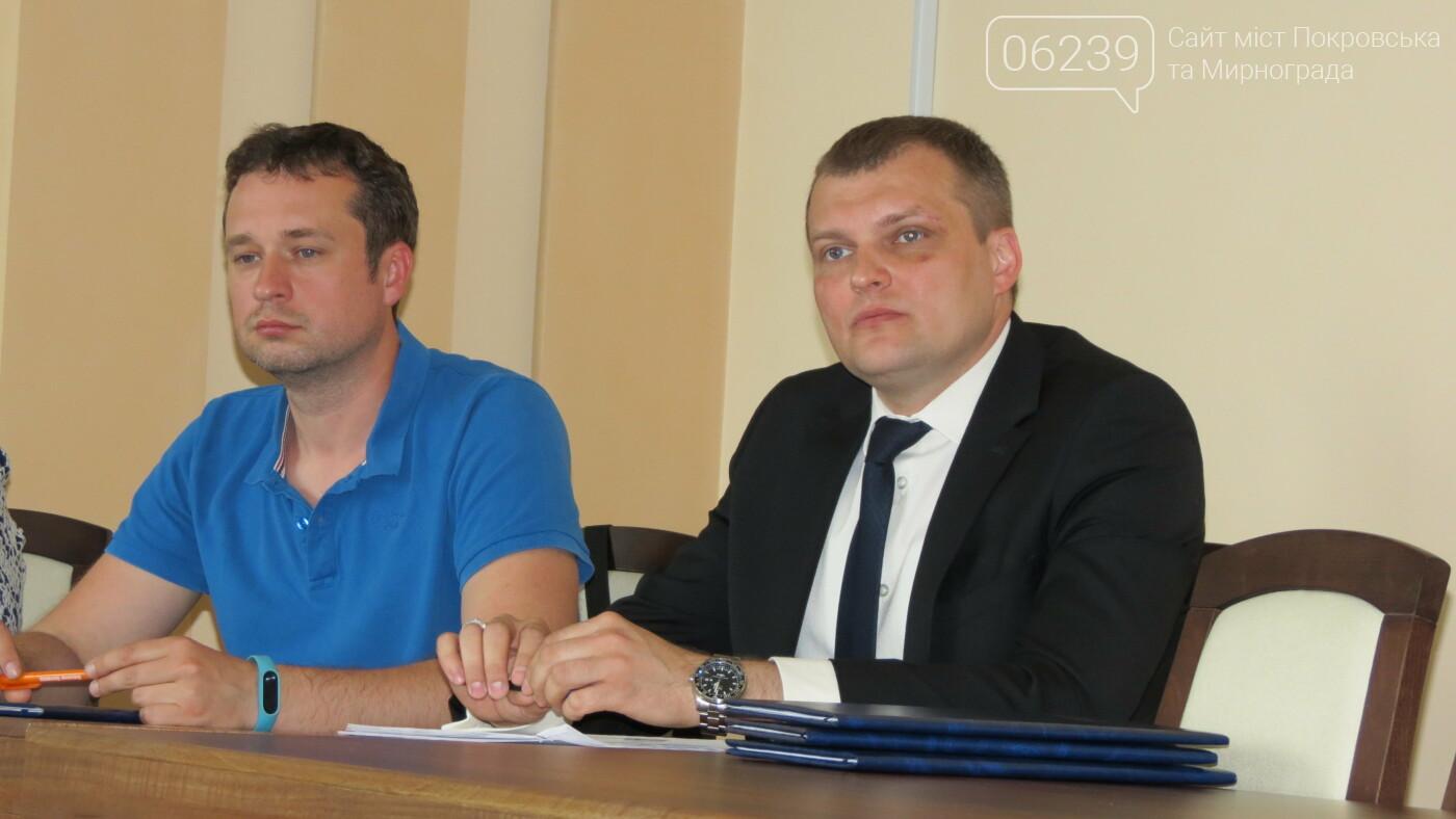 От монополии к многовекторности: в Покровске 6 шахтерских городов подписали важный меморандум, фото-6