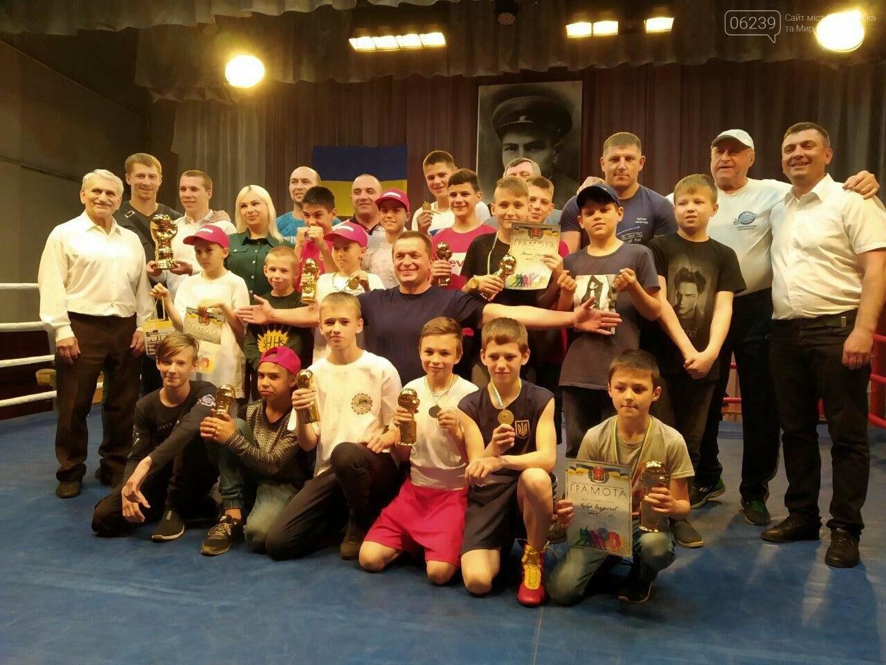 В Мирнограді відбувся відкритий обласний турнір з боксу, присвячений пам'яті Андрія Дударенка, фото-2